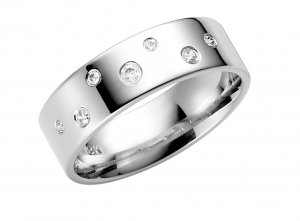 Guldring Capella 0,11 ct